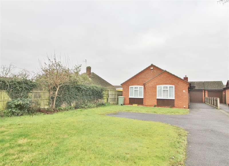 3 Bedrooms Detached Bungalow for sale in Marratts Lane, Great Gonerby