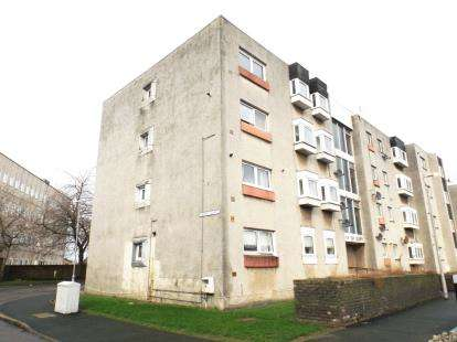 3 Bedrooms Flat for sale in George Square, Ayr