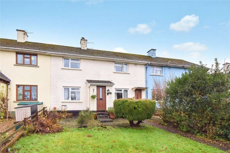 3 Bedrooms Terraced House for sale in Kingsway, South Molton, Devon, EX36