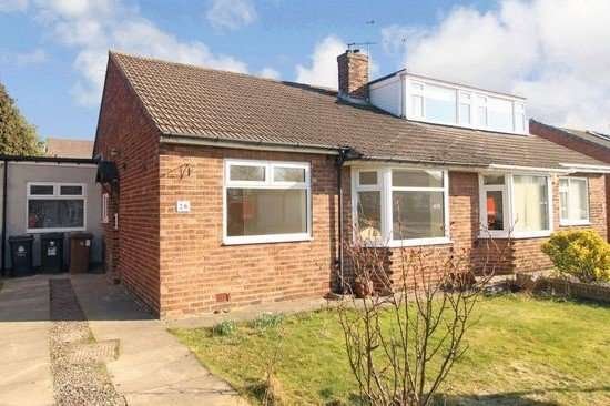 3 Bedrooms Semi Detached Bungalow for sale in Blanchland Avenue, Wideopen, NE13