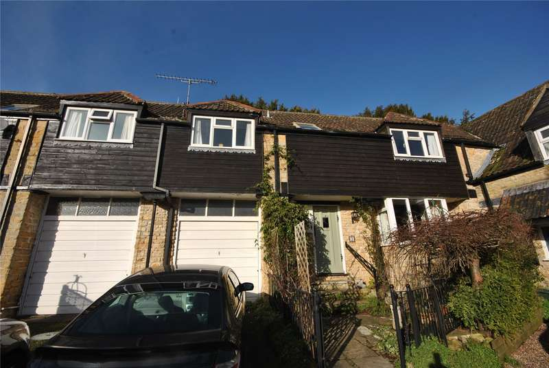 3 Bedrooms Terraced House for sale in Cannon Court Mews, Milborne Port, Sherborne, Somerset, DT9
