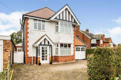 3 Bedrooms Detached House for sale in Cubbington Road, Leamington Spa, Warwickshire, England