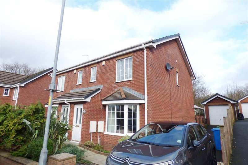 4 Bedrooms Semi Detached House for sale in Whernside Avenue, Moston, Manchester, M40