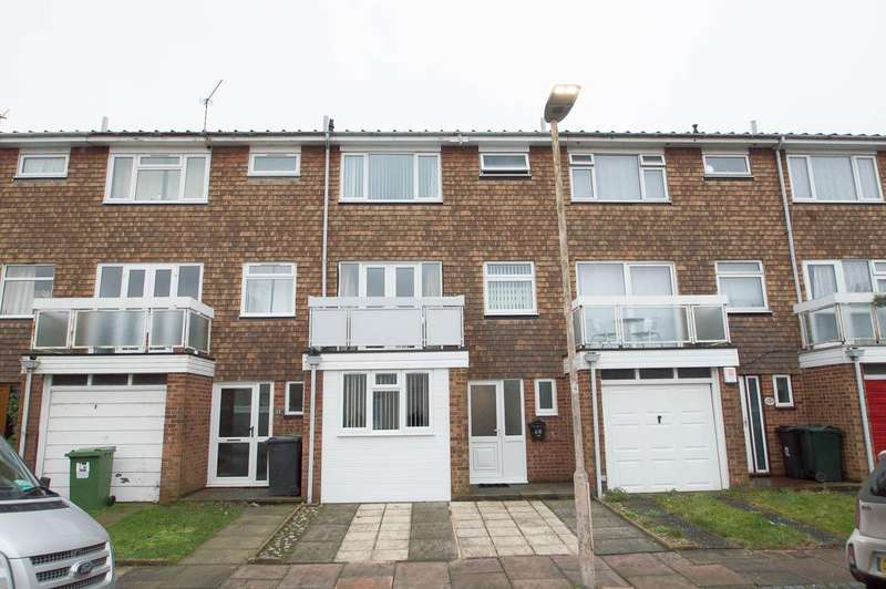4 Bedrooms Town House for sale in Barden Road, Eastbourne