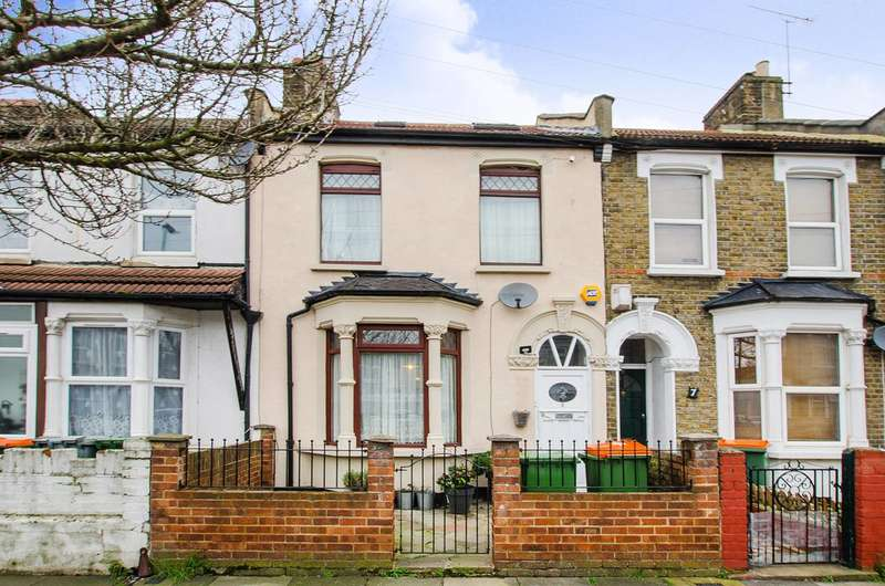 4 Bedrooms House for sale in Patrick Road, Plaistow, E13