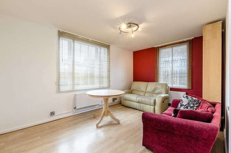 1 Bedroom Flat for sale in Parkhurst Road, Holloway, N7