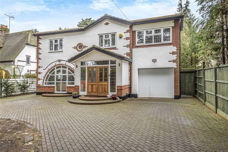 6 Bedrooms Detached House for sale in Ouseley Road, Old Windsor, Windsor, Berkshire, SL4
