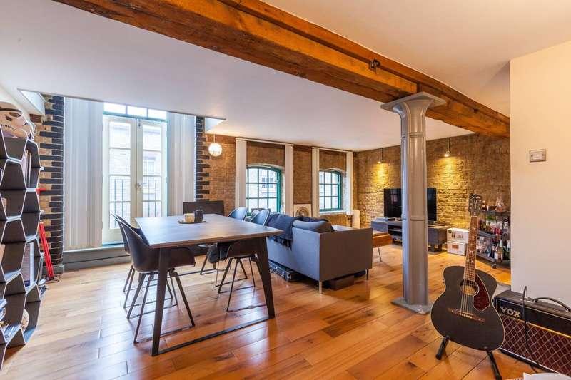 2 Bedrooms Flat for sale in Deal Street, Whitechapel, E1