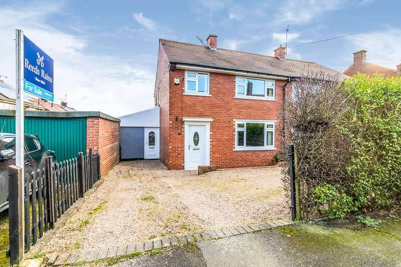 3 Bedrooms Semi Detached House for sale in Shearman Avenue, Rotherham, South Yorkshire, S61