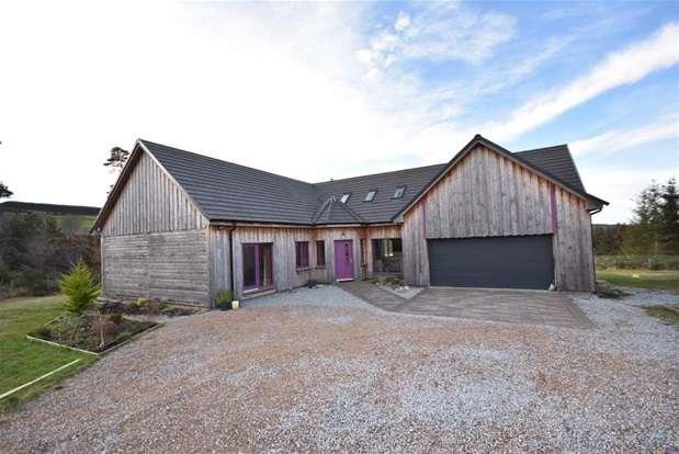 3 Bedrooms Detached Bungalow for sale in Wardend, Birnie, Elgin