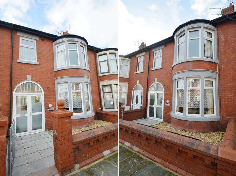 3 Bedrooms Terraced House for sale in Langfield Avenue, Blackpool, FY4 2PA