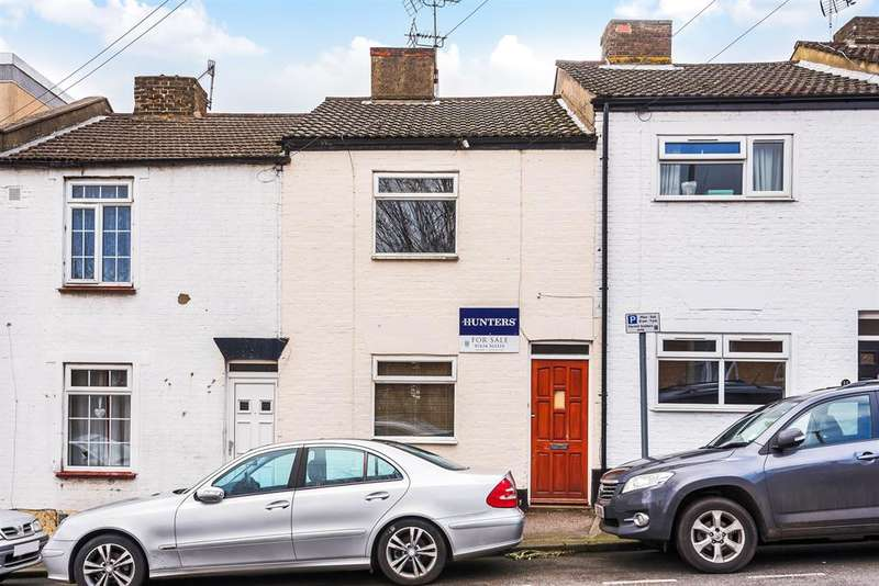 2 Bedrooms Terraced House for sale in Ordnance Street, Chatham, ME4 6SJ