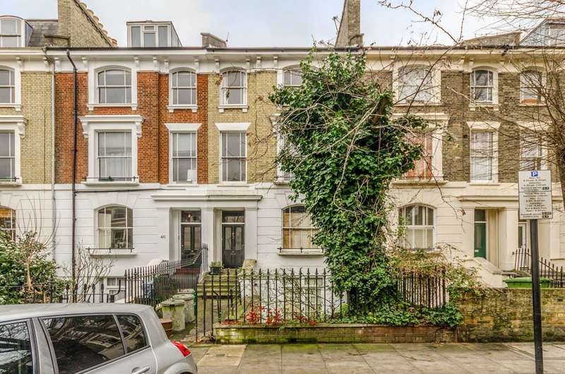 3 Bedrooms Maisonette Flat for sale in Loraine Road, Islington, N7