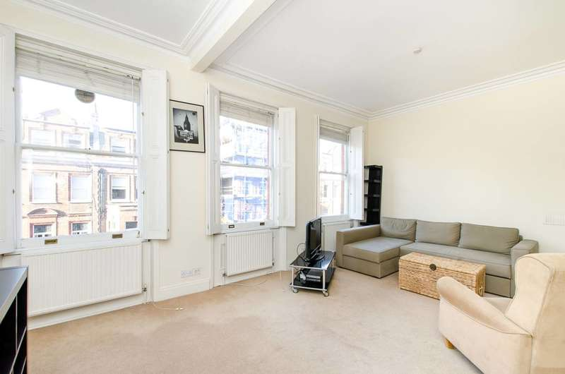 1 Bedroom Flat for sale in Rosary Gardens, South Kensington, SW7