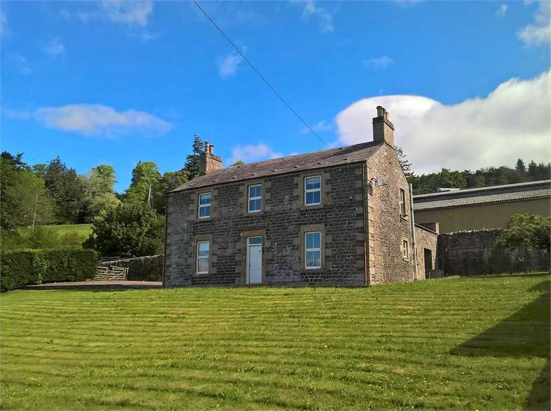 Commercial Property for rent in Torsonce Mains Farmhouse, Stow, Galashiels, Scottish Borders