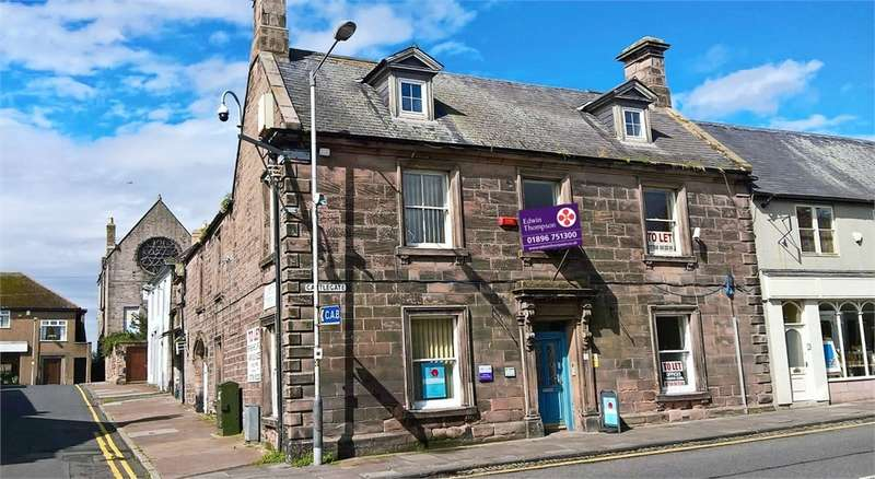 Commercial Property for rent in OFFICES (Individual or larger suites), 23 Castlegate, Berwick-upon-Tweed, Northumberland