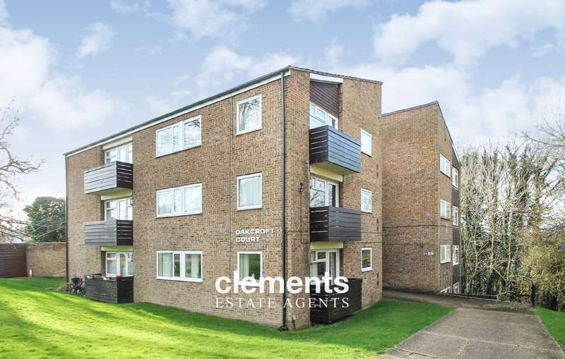 2 Bedrooms Flat for sale in Corner Hall, Hemel Hempstead