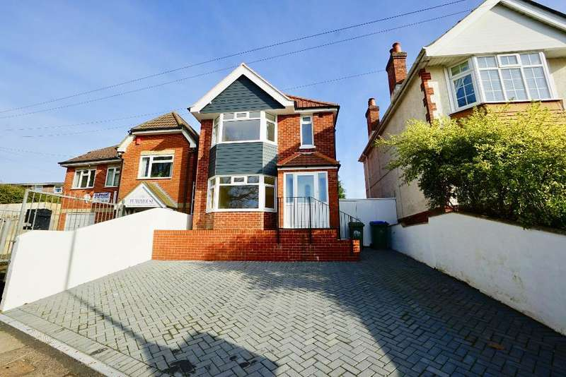 3 Bedrooms Detached House for sale in Archery Road, Weston, Southampton, SO19 9GG