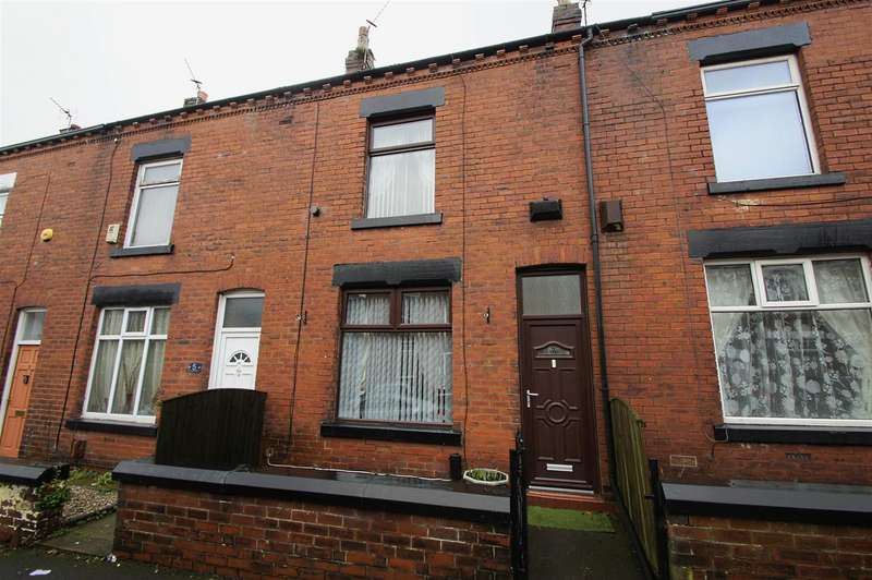 2 Bedrooms Terraced House for sale in Sunlight Road, Heaton, Bolton
