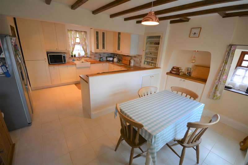 3 Bedrooms End Of Terrace House for sale in East Road, Melsonby, Richmond, DL10 5NF