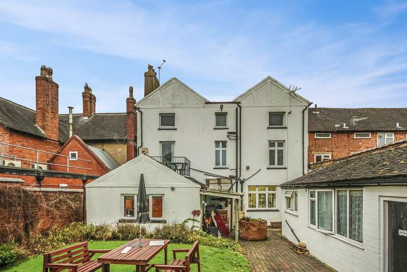 1 Bedroom Property for rent in High Street, Eccleshall, Stafford
