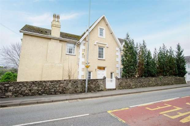 6 Bedrooms Detached House for sale in Telford Road, Menai Bridge, Anglesey