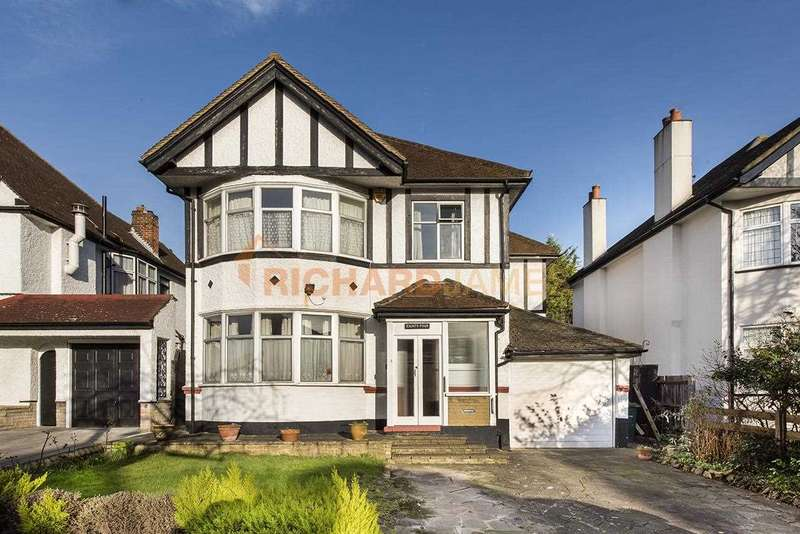 Property for sale in Mill Way, Mill Hill, NW7