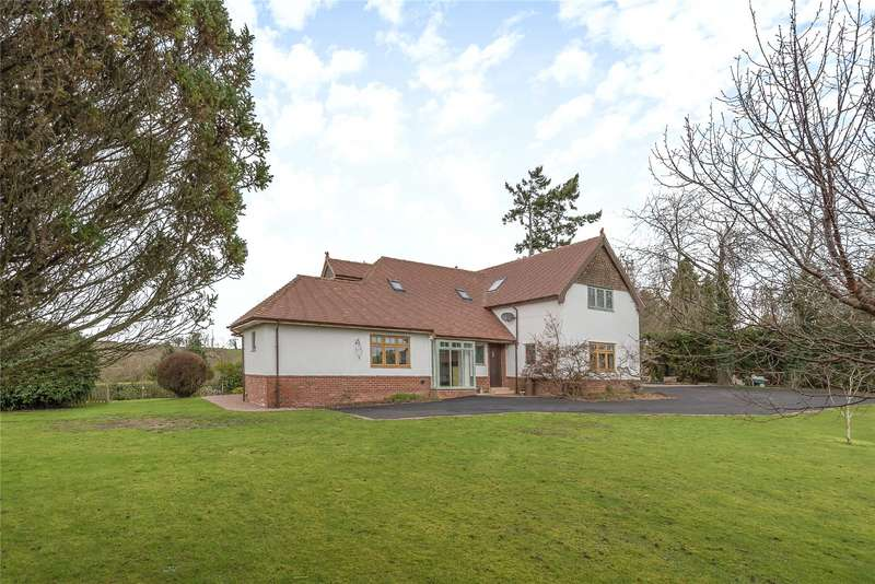 4 Bedrooms Detached House for sale in Clee Hill Road, Tenbury Wells, Worcestershire, WR15