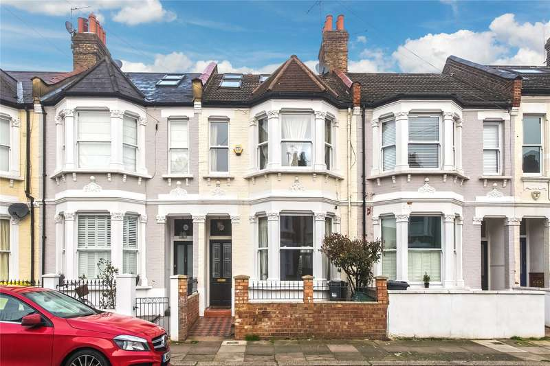 4 Bedrooms Terraced House for sale in Balfern Grove, Chiswick, W4