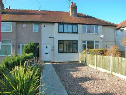 2 Bedrooms Terraced House for sale in Moorfield Drive, Parkgate, Neston, Cheshire, CH64