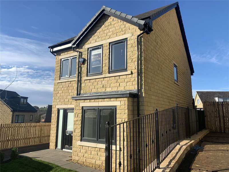 4 Bedrooms Detached House for sale in Plot 4 Greensnook, 4 Buttermere Avenue, Bacup, Lancashire, OL13