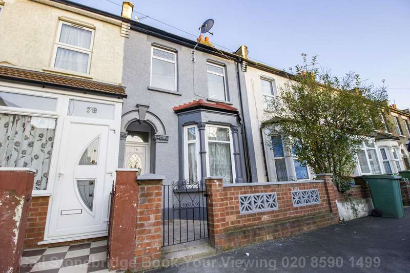 3 Bedrooms Terraced House for sale in Altmore Ave, East Ham, E6