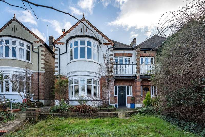 4 Bedrooms Semi Detached House for sale in Mount Adon Park, London, SE22