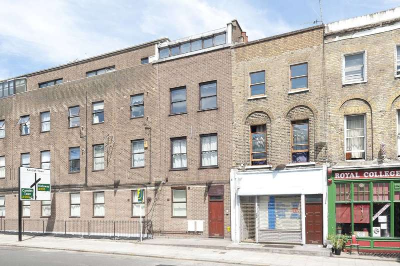 2 Bedrooms Flat for sale in Royal College Street, Camden, NW1