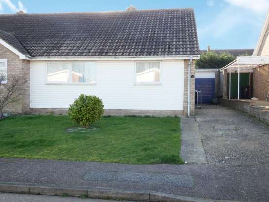 Bungalow for sale in Butchers Lane, Walton On The Naze, Essex, CO14 8UD
