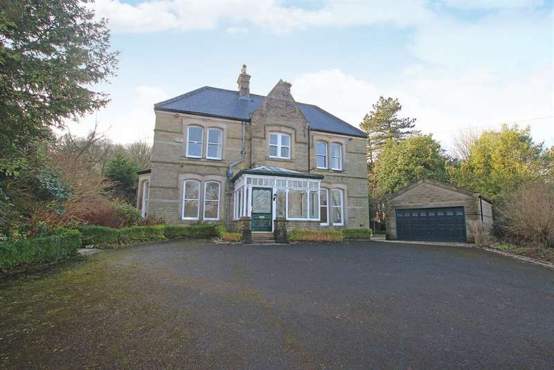 4 Bedrooms Semi Detached House for sale in Park Road, Darwen, BB3 2LQ