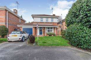 4 Bedrooms Detached House for sale in Shillingheld Close, Bearsted, Maidstone, Kent