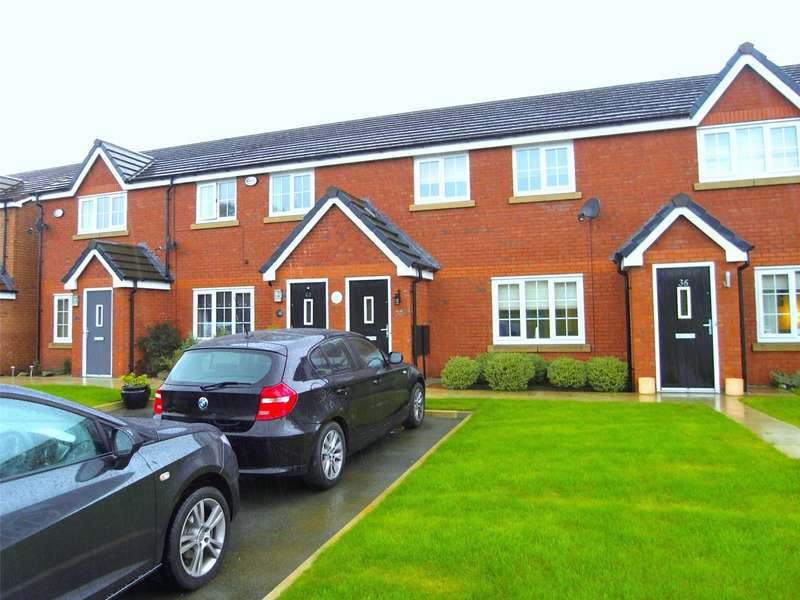 3 Bedrooms Terraced House for sale in Ladymeadow Close, Bolton, BL1
