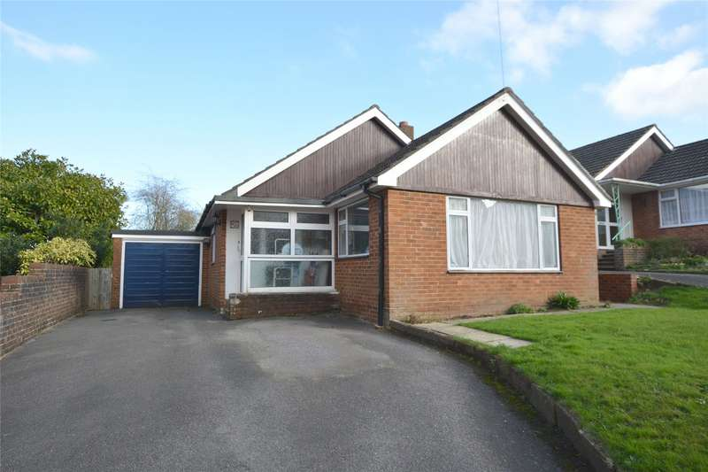 3 Bedrooms Detached Bungalow for sale in Lower Buckland Road, Lymington, Hampshire, SO41