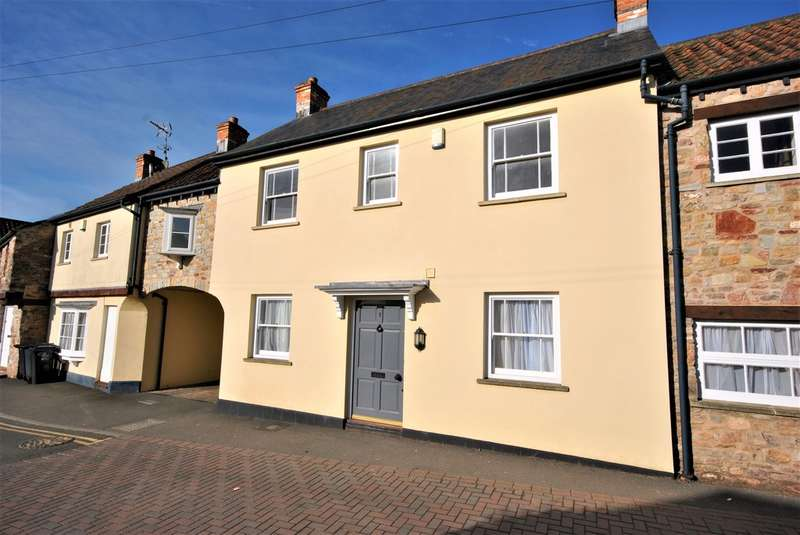 4 Bedrooms Cottage House for sale in Old Butchers Yard, Axbridge
