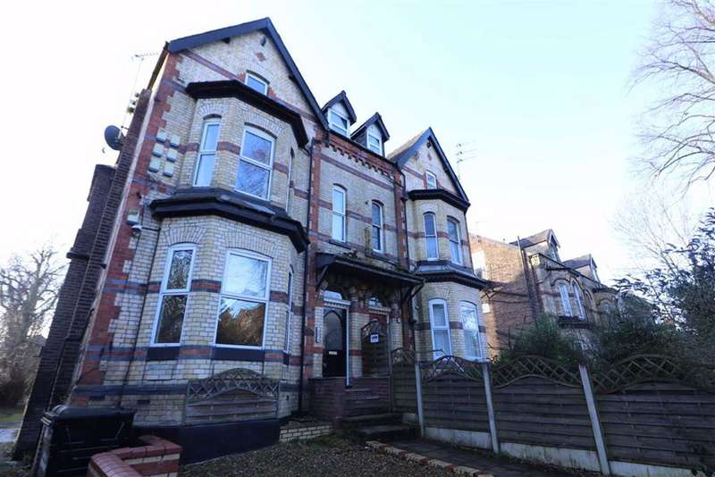 2 Bedrooms Apartment Flat for sale in 36 Demesne Road, Whalley Range, Manchester, M16
