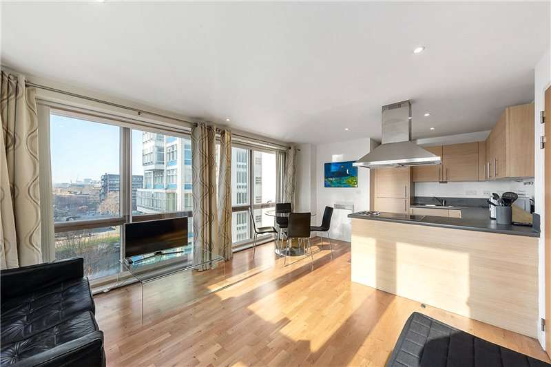 2 Bedrooms Flat for sale in Metro Central Heights, 119 Newington Causeway, Elephant & Castle, London, SE1