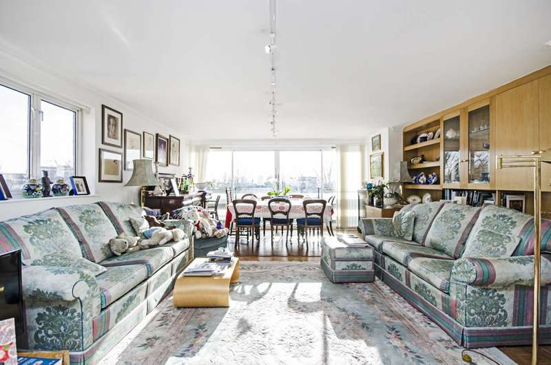 2 Bedrooms Flat for sale in Woodlands, Golders Green, NW11