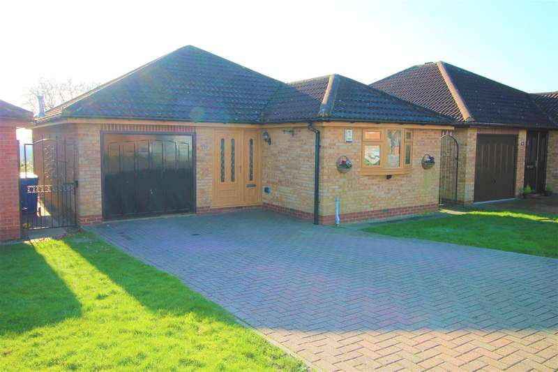 4 Bedrooms Detached House for sale in Glendon Street, Stanley Common