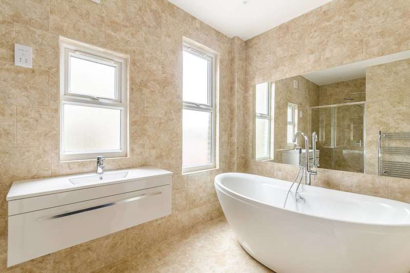 5 Bedrooms Semi Detached House for sale in Duncombe Hill, Honor Oak Park, SE23