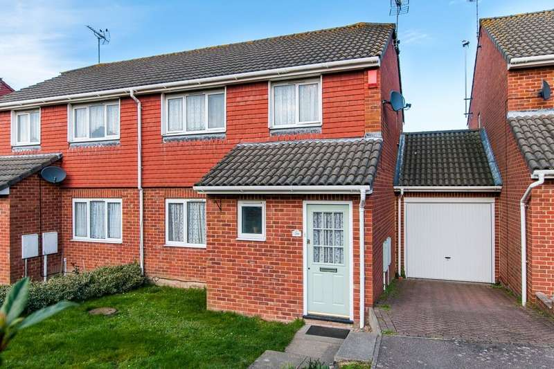 3 Bedrooms Semi Detached House for sale in Westmarsh Drive, Kent, Margate, CT9