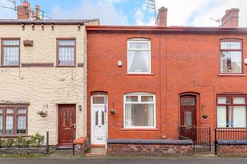 2 Bedrooms Terraced House for sale in Ullswater Street, Leigh, Greater Manchester. WN7 4DZ