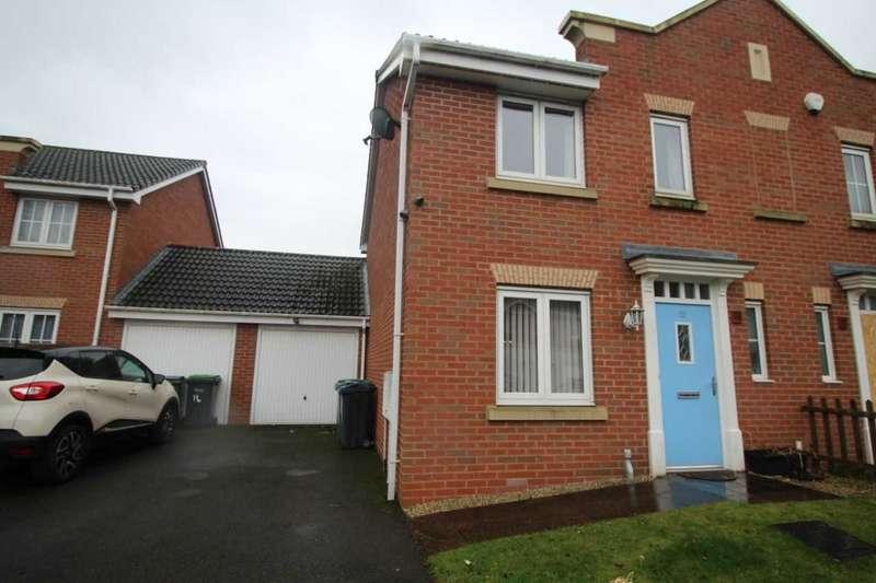 3 Bedrooms Semi Detached House for sale in Wilson Drive, Tividale, Oldbury, West Midlands, B69