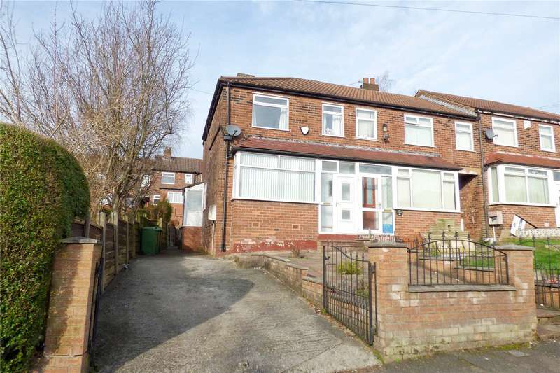 3 Bedrooms End Of Terrace House for sale in Wilma Avenue, Blackley, Manchester, M9