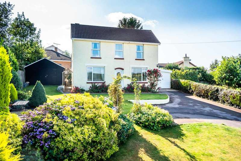 3 Bedrooms Detached House for sale in Pillowell Road, Whitecroft